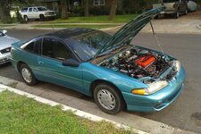 1993 Eagle Talon N/T