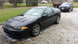 1994 Eagle Talon TSi AWD