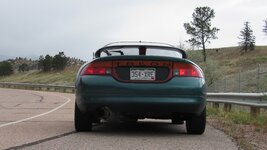 1996 Eagle Talon TSi AWD