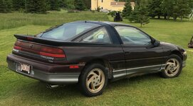 1991 Eagle Talon TSi AWD