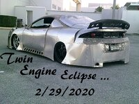 Diamond Plate Car - Diamond Body Car - Twin Engine Eclipse - Spinalsign5357.jpg