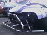 Twin Engine Eclipse Front End Build pt. 2 Spinalsign5357.JPG