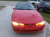 1992 Eagle Talon TSi AWD
