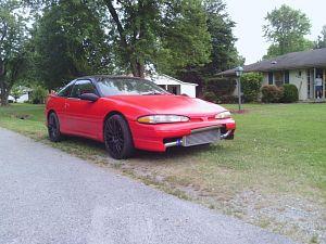 206 0 1992 Mitsubishi Eclipse GSX