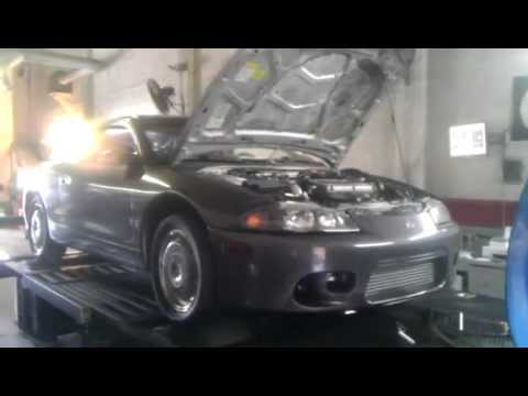 Eclipse GSX dyno