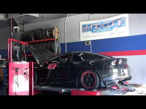 Dyno-Comp Dyno 1997 Eagle Talon