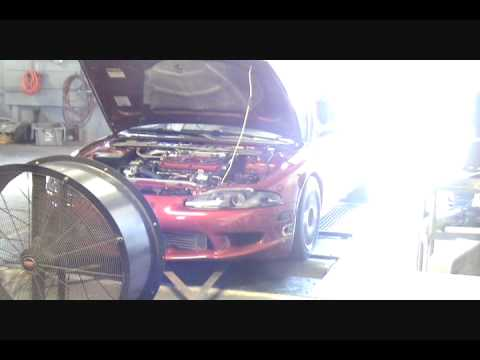 '97 Eagle Talon AWD 562hp 512tq 38psi Holset...